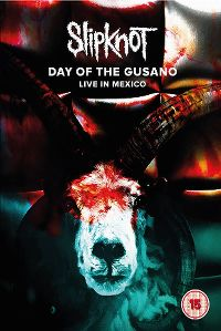 Cover Slipknot - Day Of The Gusano - Live In Mexico [DVD]